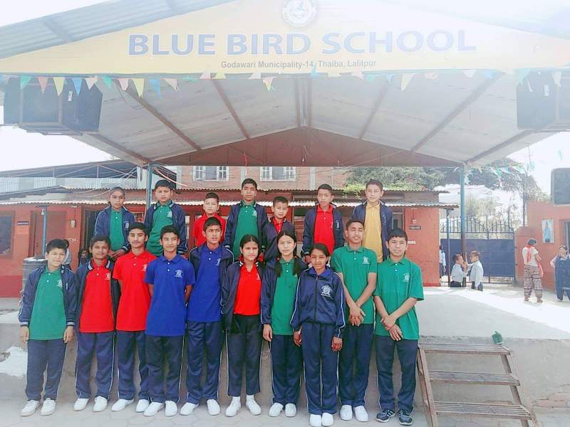 blue bird school